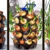 Παράγουμε κρεμμύδια μέσα στο σπίτι!